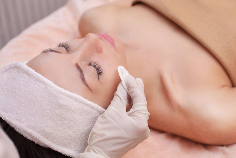 Higiene facial en centros niud